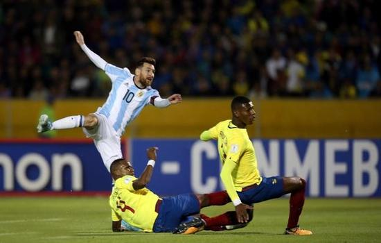 桑保利让梅西做回自己,也让阿根廷变回了阿根廷