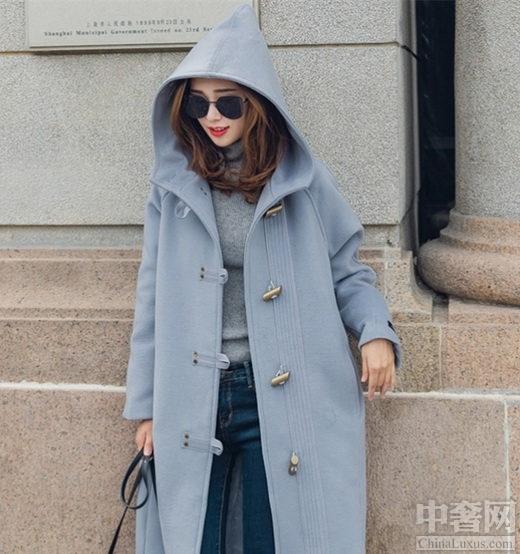 大衣搭配有诀窍 秀出身材秒变女主角