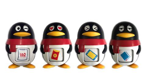 16款qqfamily玩具高萌上市 用这些小可爱填满你的心!