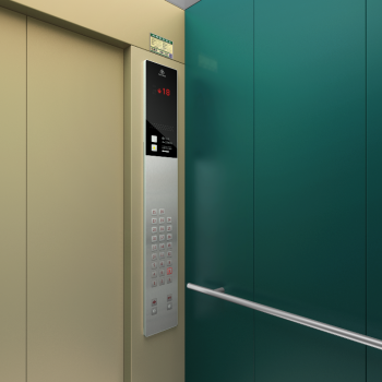 蒂森克虏伯电梯全新推出meta100乘客电梯