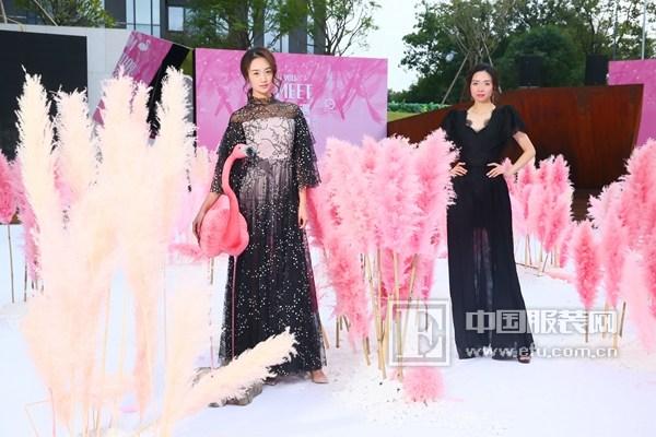 """15小时2018春夏新品发布会带领精英女性""""遇见新社交"""""""
