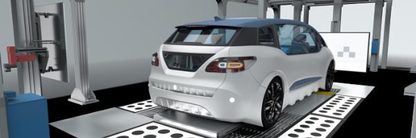 杜尔子公司推创新测试台 测试自动驾驶和半自动驾驶汽车