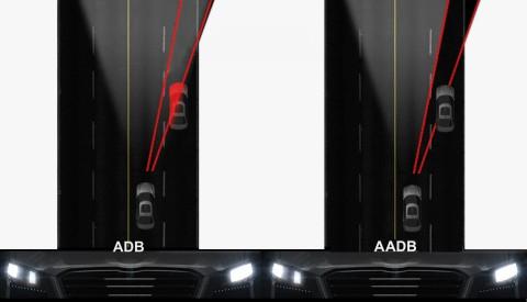 现代摩比斯研发全球首个高级自适应远光照明系统 可与ADAS相连
