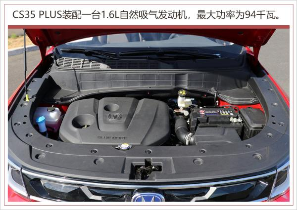 长安CS35 PLUS正式上市 售价为6.99-10.49万元