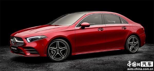 梅赛德斯奔驰公布2019年汽车发布计划