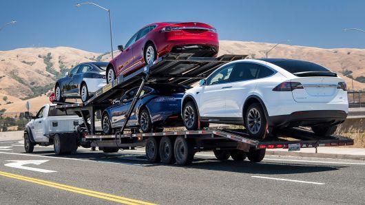 特斯拉Q4前两周生产7400辆Model 3 将继续提高Model 3产量