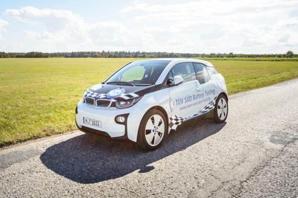 专注新能源车电池品质安全 TÜV南德发力中国市场