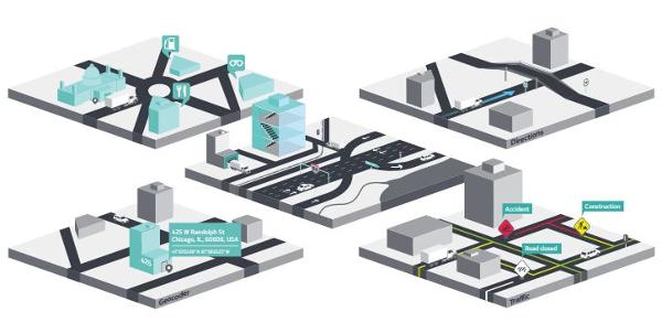 Here与腾讯和叠拓合作 提供地图和定位服务