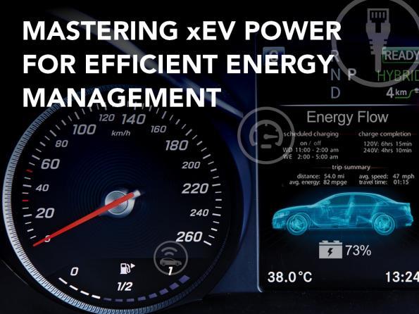 加快电动汽车交付速度 恩智浦为电池管理平台增加电池芯控制器