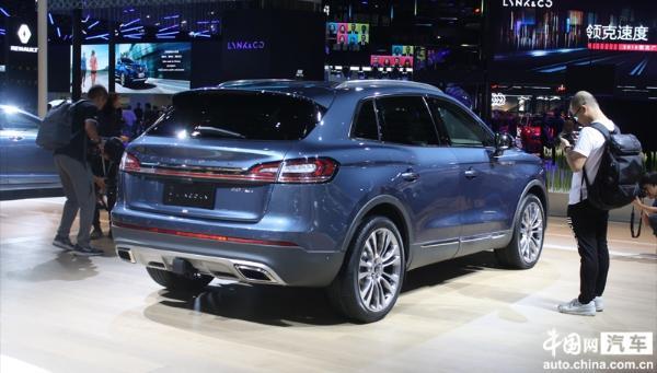 预售价42万元林肯全新旗舰SUV航海家广州车展上亮相