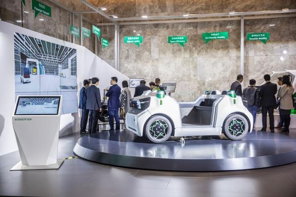 舍弗勒举办技术研讨会,全面展示未来创新驱动技术