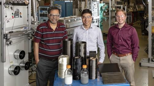 新型纳米复合材料具备自我监测能力 可用于3D打印汽车