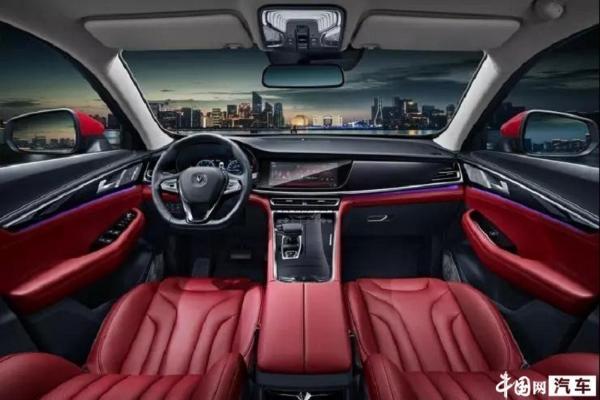 东风启辰全新SUV预告图发布 配悬浮式车顶 将广州车展发布