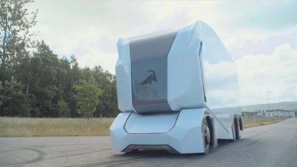 Einride将在迪拜实现自动驾驶卡车商业化 迪拜2030年实现25%自动驾驶