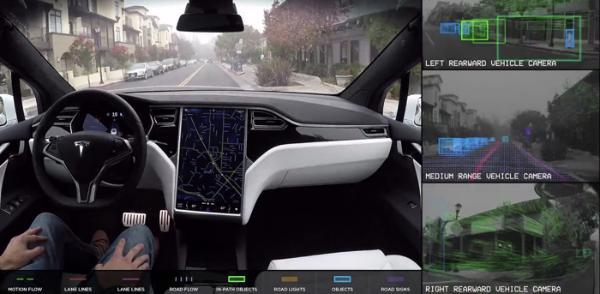 特斯拉招募员工车测试自动驾驶系统第三版硬件 2019年底实现完全自动驾驶