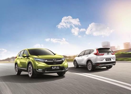 本田汽车2018年在华销量达143.2万辆,第十代思域超过20万辆