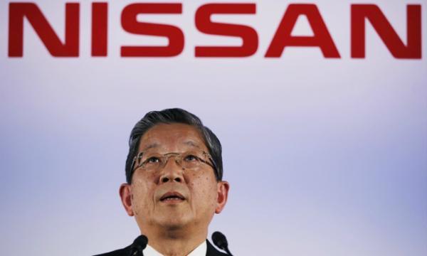 日产董事会副主席志贺俊之任期结束后或不再参加竞选