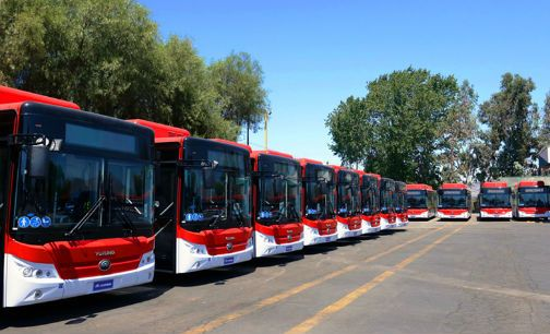 宇通100台纯电动客车交付智利 拉美累计销量超2万辆