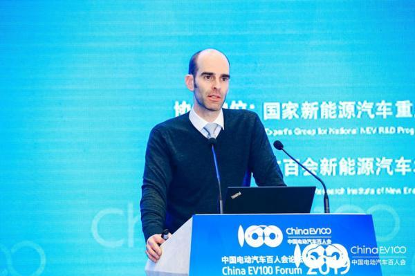 【电动汽车百人会】大陆集团Gregoire Cuny:将为汽车电气化提供全方位解决方案