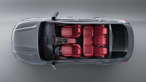 长安轿跑SUV CS85 COUPE正式上市,售价13.69万起