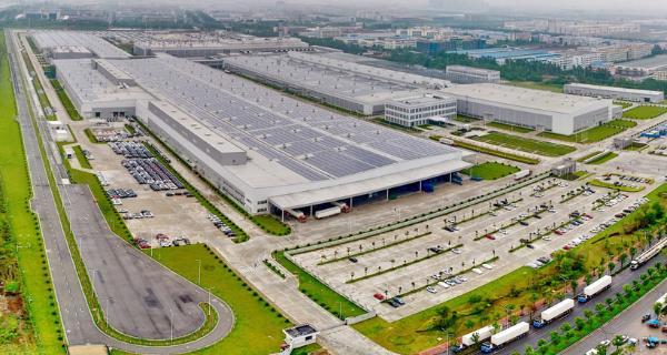 沃尔沃XC40开始在路桥工厂投产 领克01和Polestar 2也将在同一生产线上生产