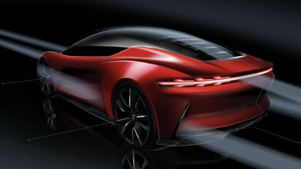 比亚迪,比亚迪E-SEED GT,比亚迪E-SEED GT概念车,比亚迪上海车展