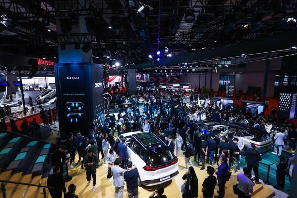 """2019上海车展:爱驰U7 ion全球首秀,爱驰U5开启""""7921""""用户伙伴计划"""