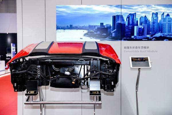 伟巴斯特闪耀2019上海车展 展示未来出行解决方案