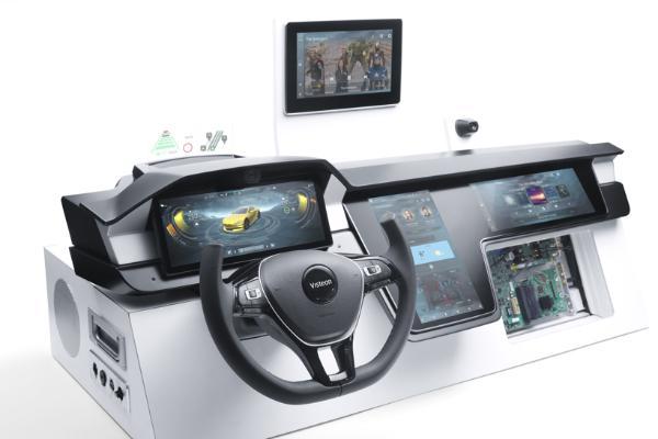 伟世通携创新智能全数字座舱亮相上海车展
