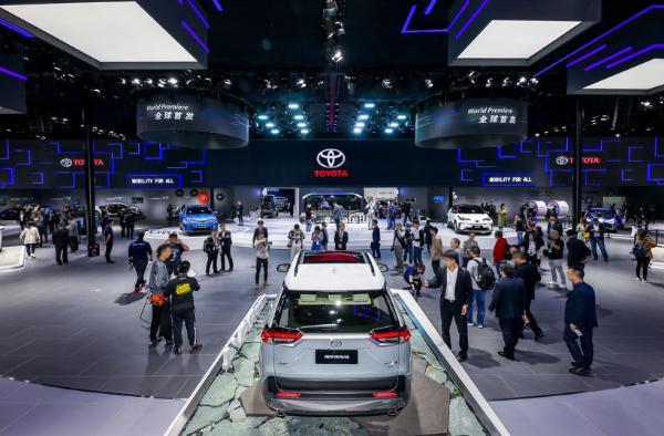 丰田发布2018年财报 2019年预计销售额达18,396亿元