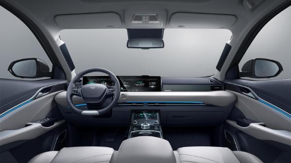 合众汽车携两款量产车型合众U、哪吒N01亮相家博会