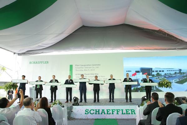舍弗勒斥资4500万欧元在越南建设新工厂