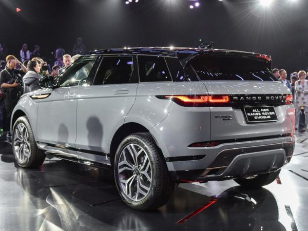 奇瑞捷豹路虎揽胜极光首发运动定制版上市 售39.08万元 搭2.0T发动机