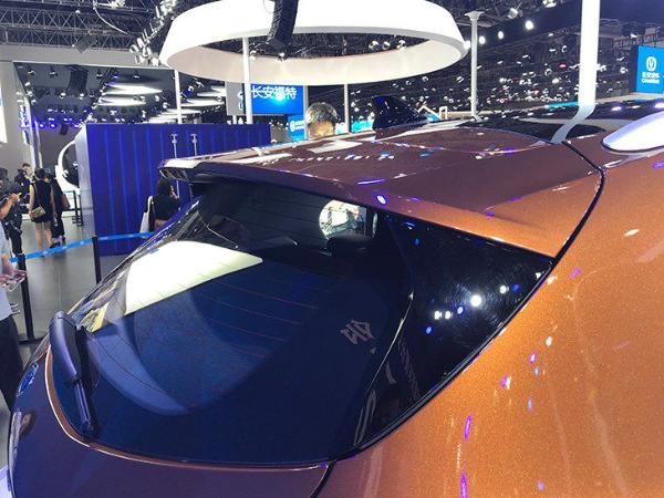 国产福克斯Active将8月16日上市 搭1.5T发动机 轴距2705mm