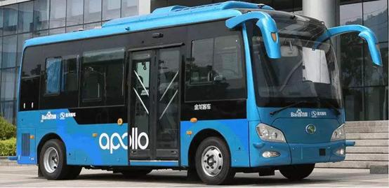 """百度Apollo官微正面回应""""无人巴士项目生变"""":阿波龙一直在路上"""