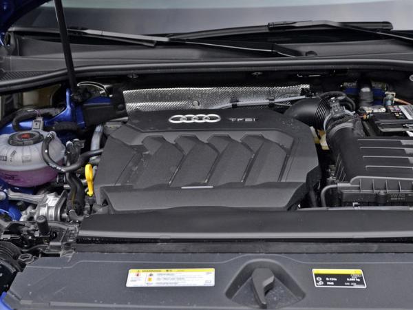 奥迪国产版Q3 Sportback谍照曝光 延续海外设计/提供两种动力