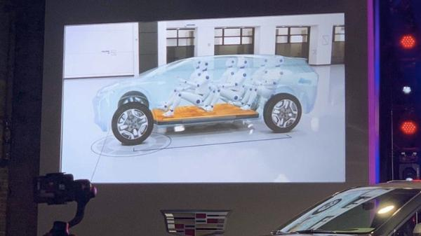 凯迪拉克将2022年推出首款电动车型 有望基于BEV3平台打造