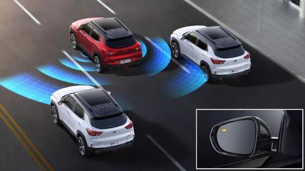 雪佛兰创界9月5日上市 全系标配LED大灯/搭新智能车联系统