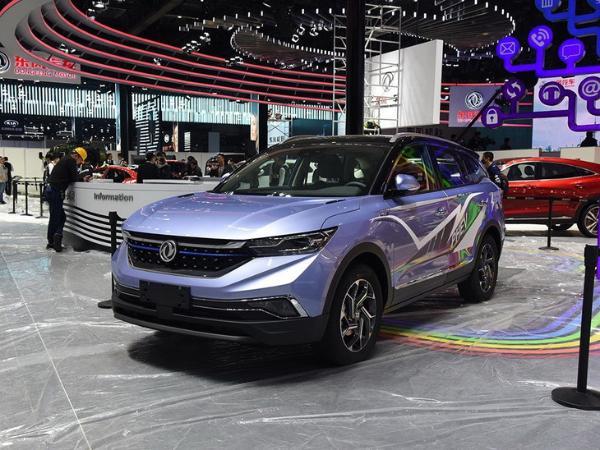 东风风神三年内将推9款新车 新款AX4第四季度上市/百公里油耗6L