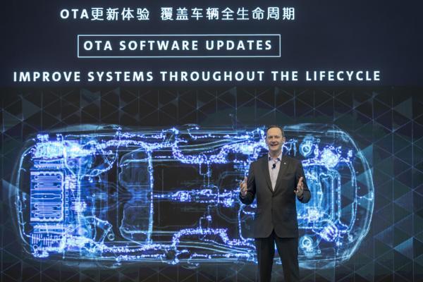 通用汽车在中国推出全新一代电子架构 全球同步率先搭载于战略车型凯迪拉克CT5