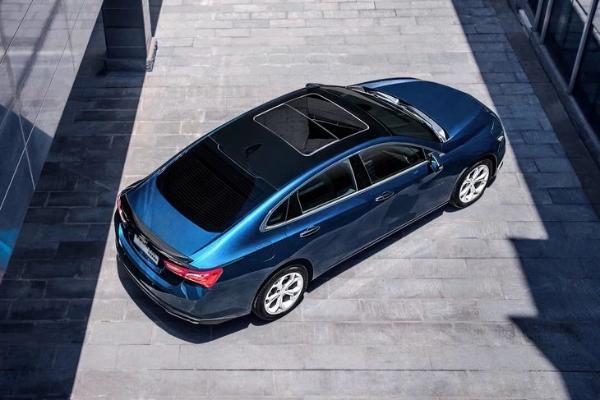加速比宝马3系还快!搭可变缸动力!雪佛兰全新迈锐宝XL宝蓝限量版售19.59万元