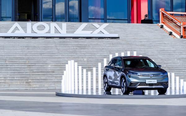 广汽新能源Aion LX的进击