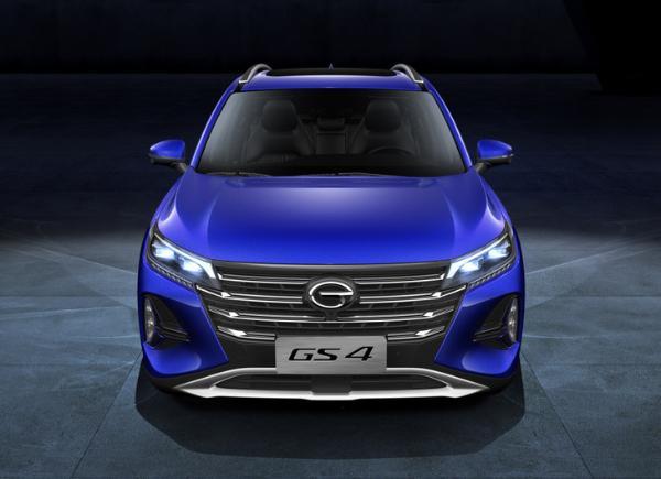 广汽传祺全新一代GS4将11月中旬上市 搭1.5T发动机 豪华感再度提升