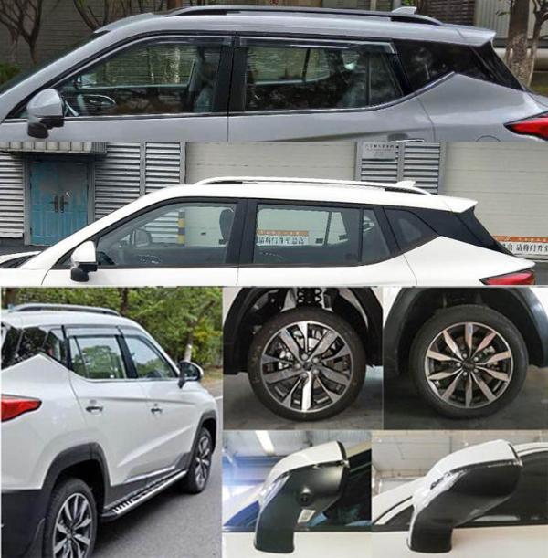 江淮新款瑞风S4申报图发布 延续现款设计/搭1.2T引擎