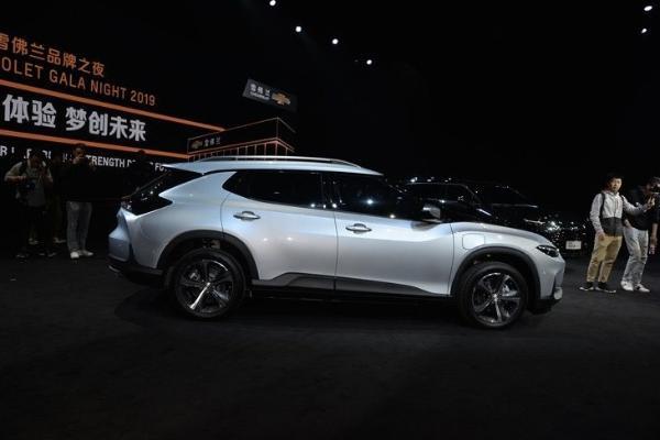 雪佛兰畅巡消息 将广州车展公布内饰 或采用最新设计语言