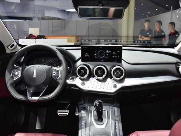 WEY VV7 GT PHEV将广州车展上市 纯电续航70km