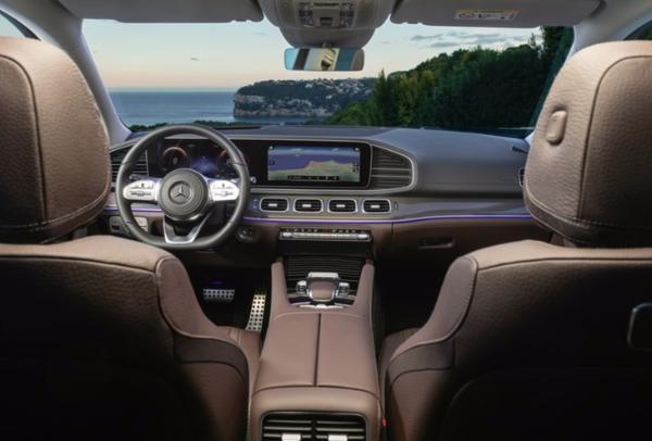 全新一代奔驰GLS将广州车展上市 MHA模块化架构打造 轴距达3135mm