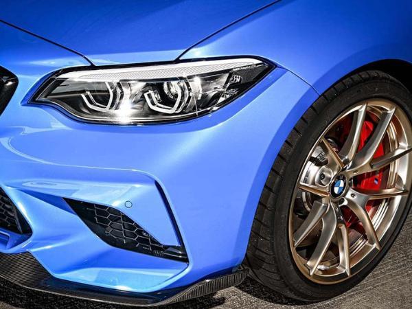 限量2200辆销售 宝马M2 CS官图露出 将明年发布