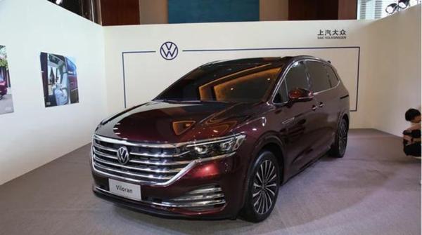 高端商务MPV上汽大众Viloran广州车展首发亮相