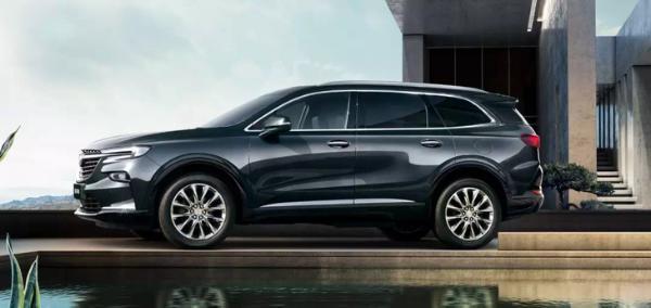 别克昂科旗正式上市 售29.99万元起 中大型SUV/搭2.0T动力